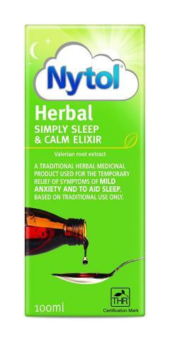 33% off Nytol 100 ml Simply Sleep and Calm Elixir