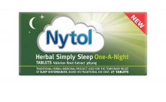 £2 off Nytol Herbal Simply Sleep One A Night Tablets
