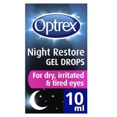 35% off Optrex Night Repair Gel Eye Drops, 10 ml