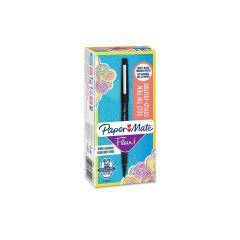51% off Paper Mate Flair Pen, 1.1mm Medium Tip, Black