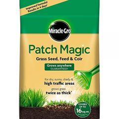 £14 off Patch Magic Grass Seed, Feed & Coir 3.6kg