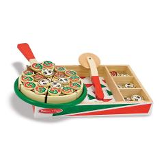 20% off Pizza Party Wooden Play Food Set