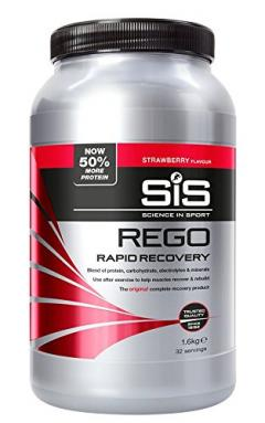 £15 off Rapid Recovery Protein Shake, Strawberry