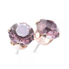£42 off Rose Gold stud earrings