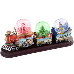 £15 off Santa Christmas Train