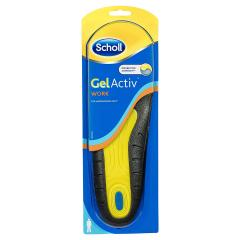 £7.82 for Scholl Men's Gel Activ Work Insoles