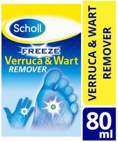 £3 off Scholl Freeze Verruca and Wart Remover, 80ml