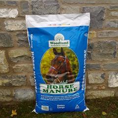 £14.38 for Shredded Horse Manure XL 60L Bag