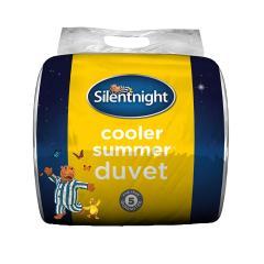 £17.99 for Silentnight Cooler Summer Duvet - 4.5 Tog - King