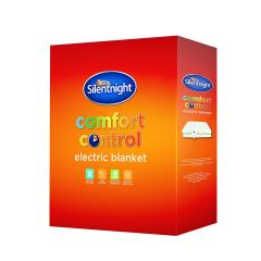 £19 off Silentnight Comfort Control Electric Blanket - King