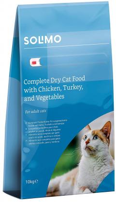 25% off Solimo - Complete Dry Cat Food