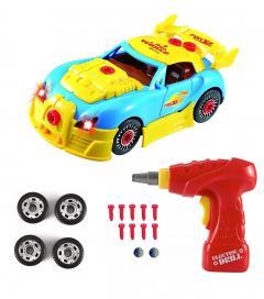 £12 off Take Apart Toys Car Racing
