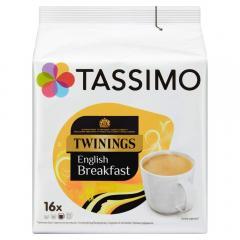 £5 off Tassimo Twinings English Breakfast Tea Pods