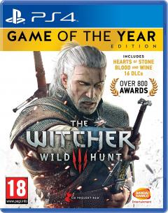 £13.99 for The Witcher 3 Game of the Year Edition (PS4)