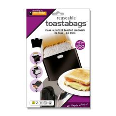 67% off Toastabags Toast Bags 300 use (Pack of 5), Acrylic