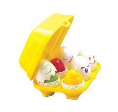 33% off TOMY Toomies Hide and Squeak Eggs