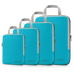 £15 for Travel Suitcase Organization Set of 4 Bags