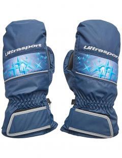 25% off Ultrasport Kids' Basic Starflake Skiing Gloves