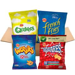 14% off Walkers under 100 calories Multipacks Snacks