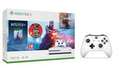 £220 for Xbox One S 1TB Battlefield V console + Apex Legends