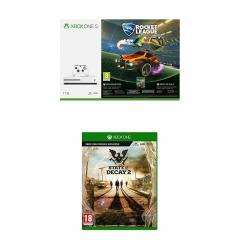 £229.99 for Xbox One S 1TB Rocket League + State of Decay 2