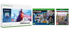 £259.99 for Xbox One S 1TB 3 game bundle