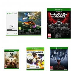 £230 for Xbox One S 1TB five game bundle