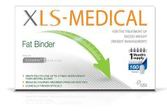 £38 off XLS-Medical Fat Binder Tablets Weight Loss Aid