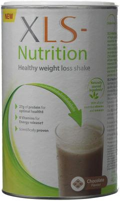 £10 for XLS-Nutrition Meal Replacement Shake, Chocolate, 10