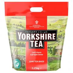 26% off Yorkshire Tea Bags 3.25 Kg