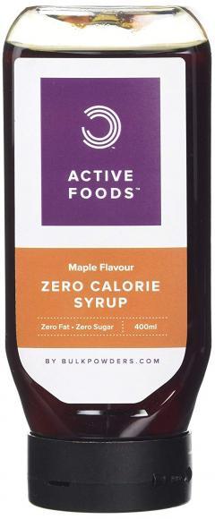 16% off Zero Calorie Syrups Maple, 400 ml