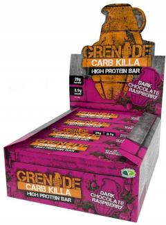 £4 off Grenade Carb Killa High Protein and Low Carb Bar