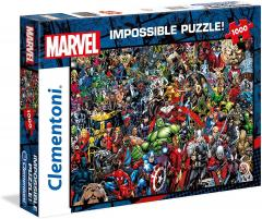£7.50 for Impossible Puzzle-Marvel-1000 Pieces