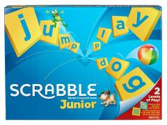 29% off Mattel Games Scrabble Junior Children Board Games