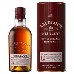 32% off Aberlour 12 Year Old Single Malt Scotch Whisky 70 cl