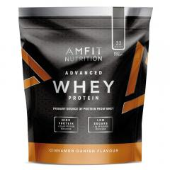 25% off Advanced Whey Protein Powder Cinnamon Danish