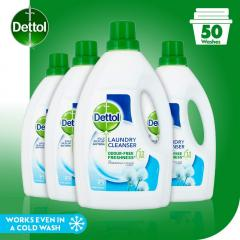 £10.49 for Dettol Antibacterial Laundry Cleanser