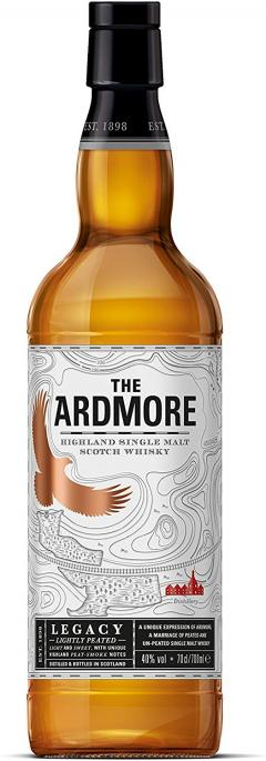43% off Ardmore Legacy Highland Single Malt Scotch Whisky