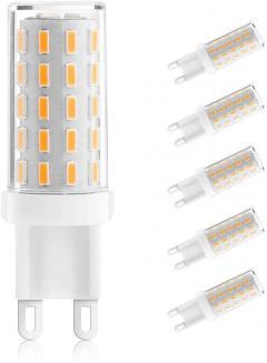 15% off Ascher 5 pack G9 LED Bulbs