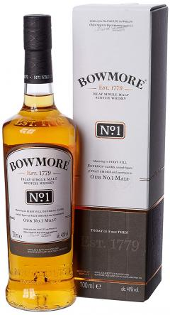 36% off Bowmore No.1 Single Malt Scotch Whisky, 70 cl