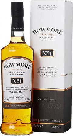 35% off Bowmore No.1 Single Malt Scotch Whisky, 70 cl