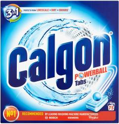 £5 off Calgon 3-in-1 Washing Machine Water Softener Tablets,
