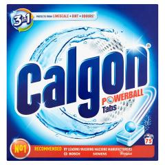 £5 off Calgon 3-in-1 Washing Machine Water Softener Tablets