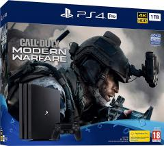 £299 for Call Of Duty: Modern Warfare PS4 Pro Bundle