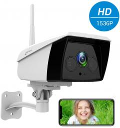 £42.49 for CCTV Camera Wireless Outdoor Home Security Camera
