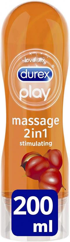 38% off Durex Play Massage 2-in-1 Stimulating Lube