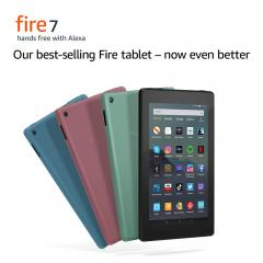 £20 off All-new Fire 7 Tablet