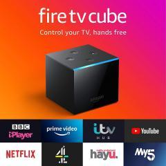 £20 off Fire TV Cube