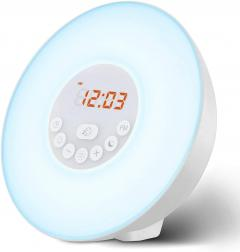 21% off FITFORT Alarm Clock Wake Up