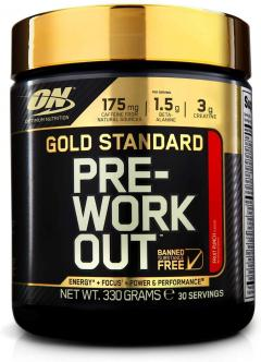 £26 off Gold Standard Pre Workout Energy Drink Powder